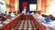 Hội nghị Ban Chấp hành Đảng bộ phường Tân Quy Đông lần thứ 02, nhiệm kỳ 2020-2025