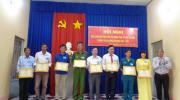 Phường Tân Quy Đông: tổ chức hội nghị biểu dương điển hình tiên tiến giai đoạn 2015-2020