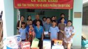 Phường Tân Quy Đông: tổ chức trao nhà tình thương tại khóm Tân Mỹ, phường Tân Quy Đông