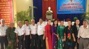 Hội Người cao tuổi phường Tân Quy Đông tổ chức Đại hội Đại biểu  lần thứ IV, nhiệm kỳ 2021-2026
