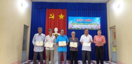 Phường Tân Quy Đông tổ chức họp mặt Ngày Gia đình Việt Nam 28/6