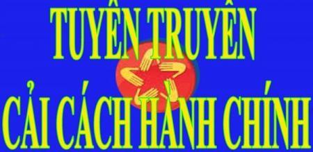 Kế hoạch Tuyên truyền cải cách hành chính phường Tân Quy Đông năm 2021